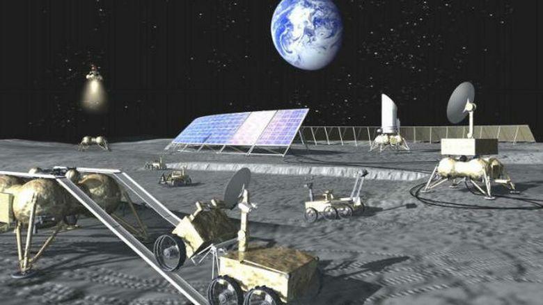NASA планирует закрепиться на Луне навсегда
