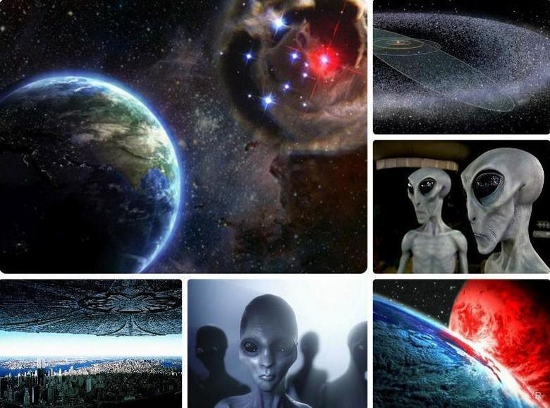 Оружие массового поражения, Нибиру и инопланетяне