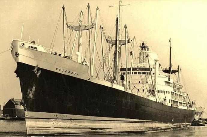 В Бермудском треугольнике обнаружен корабль, исчезнувший сто лет назад