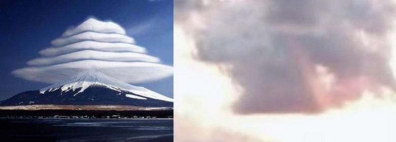 Над американским городом Тасла заметили необычное облако