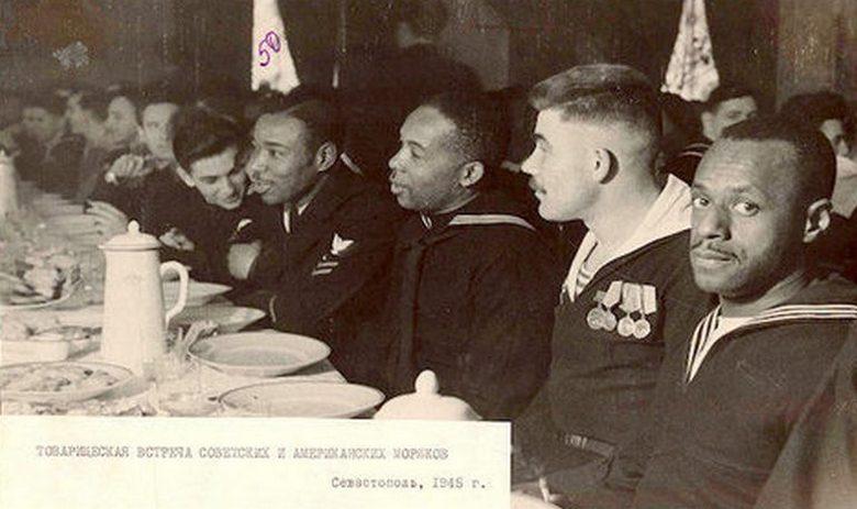 Россия рассекретила фотографии, которые были сняты до Ялтинской конференции 1945 года