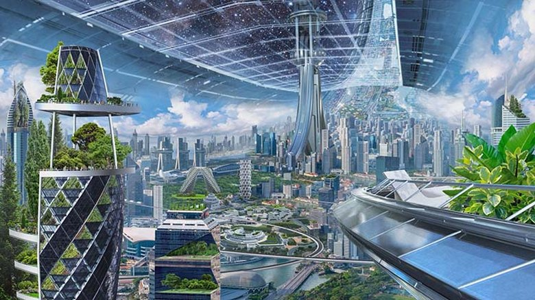 Миллиардеры готовы к строительству космических колоний, чтобы избежать надвигающейся катастрофы на Земле