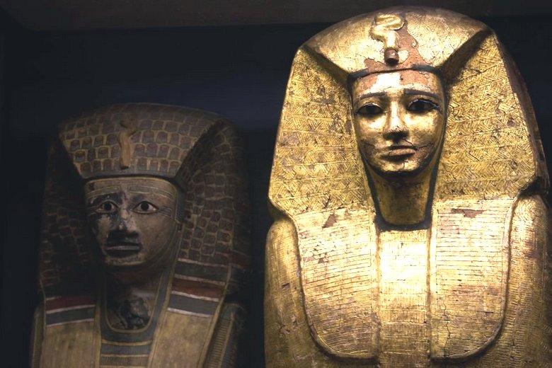 Популярная настольная игра Древнего Египта, возможно, была каналом связи с загробным миром