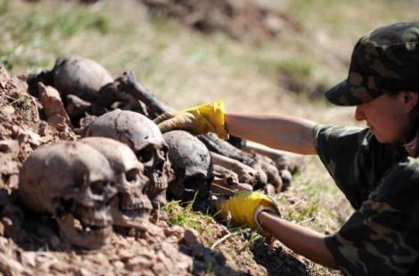 Военные трофеи мстят за своих погибших владельцев
