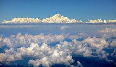 Гора Эверест, архивное фото
