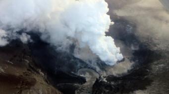 Вулкан Гримсвотн на юго-востоке Исландии, архивное фото