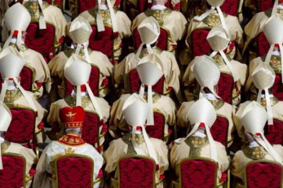Странная информация о другом виде людей из Ватикана