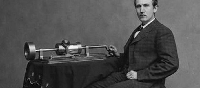 Томас Эдисон хотел изобрести телефон для общения с загробным миром