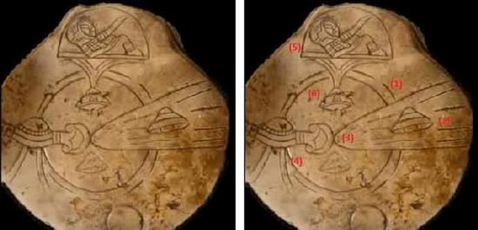 Индейцы майя контактировали с пришельцами