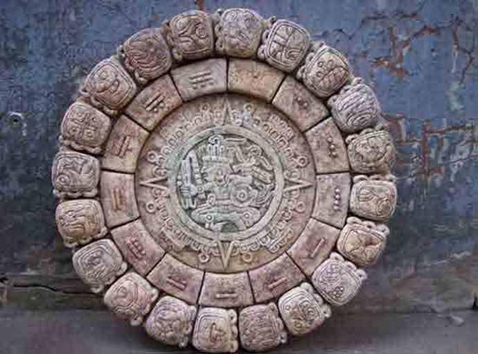 Индейцы майя контактировали с пришельцами (4 фото)