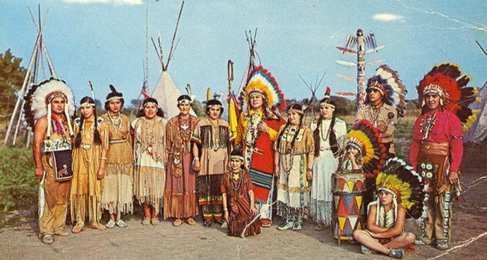 Как советский летчик превратился в вождя индейского племени
