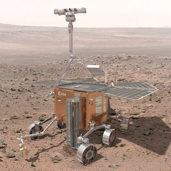Марс продолжает притягивать землян (6 фото + видео)