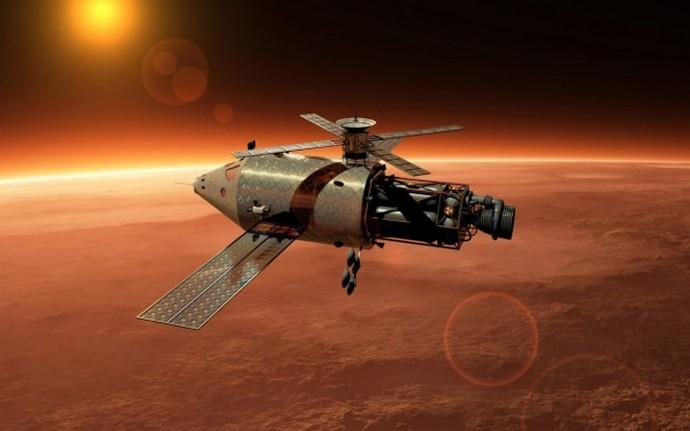 Полет станции ExoMars под контролем не только землян?