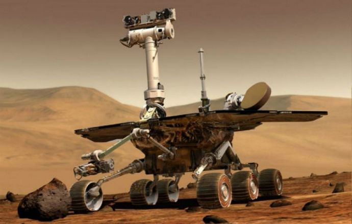 Полет станции ExoMars под контролем не только землян? (3 фото + 2 видео)