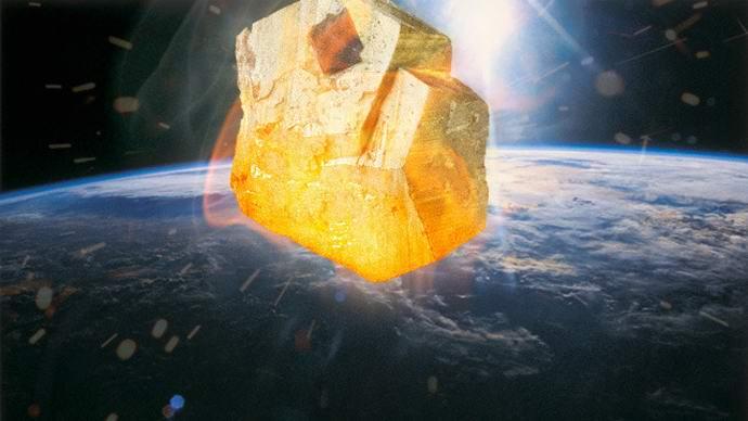 Создан телескоп для поиска в астероидах драгоценных металлов