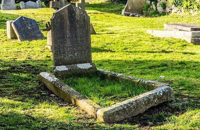 Тикающая могила в Пенсильвании