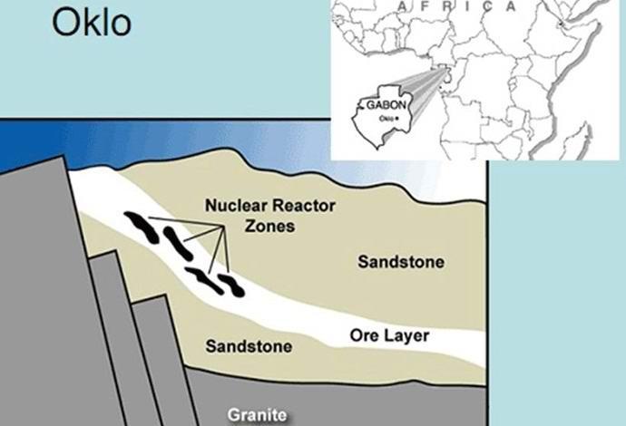 Древний ядерный реактор в Африке, ошеломивший ученых