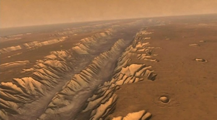 Марс – запретная зона