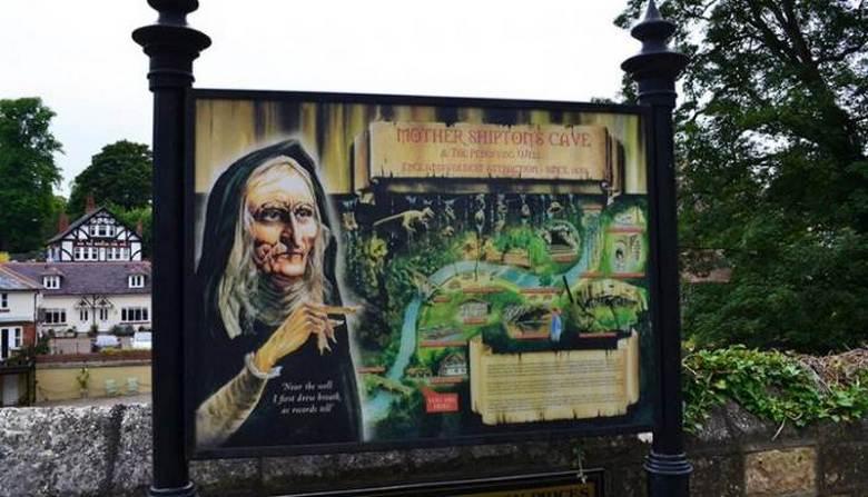 Средневековая ведьма Англии, которую еще называют матушкой Шиптон