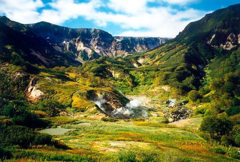 """Камчатка: самые опасные и таинственные места этого удивительного края"""" />"""