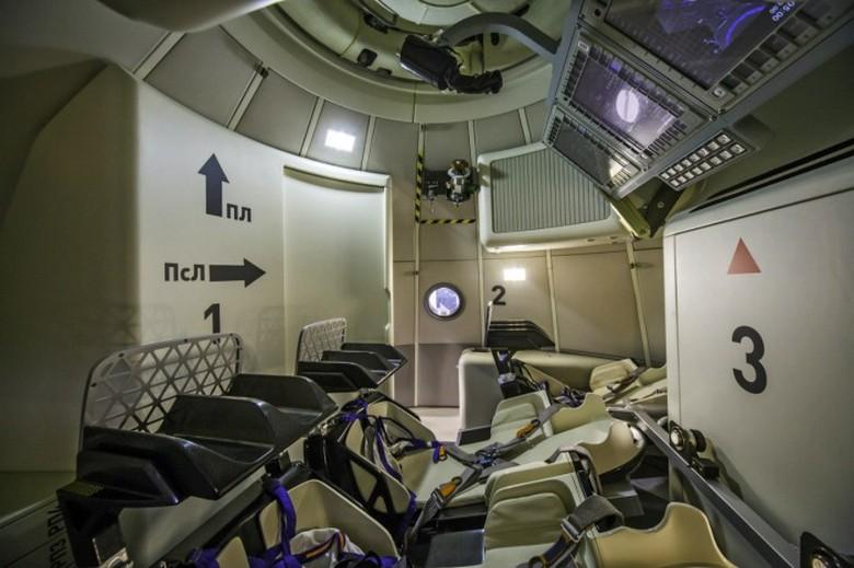 Новый пилотируемый корабль России для будущих космических миссий (3 фото)