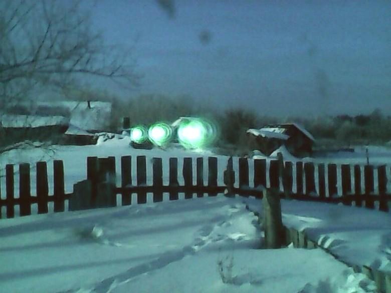 НЛО в Самарской области