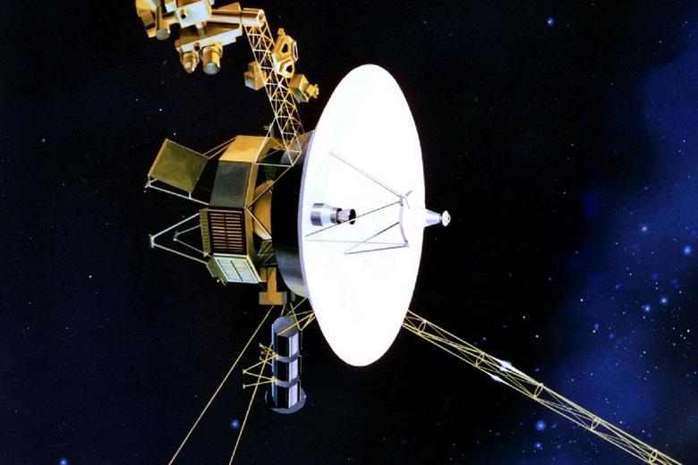Странное поведение аппарата «Вояджер-2»