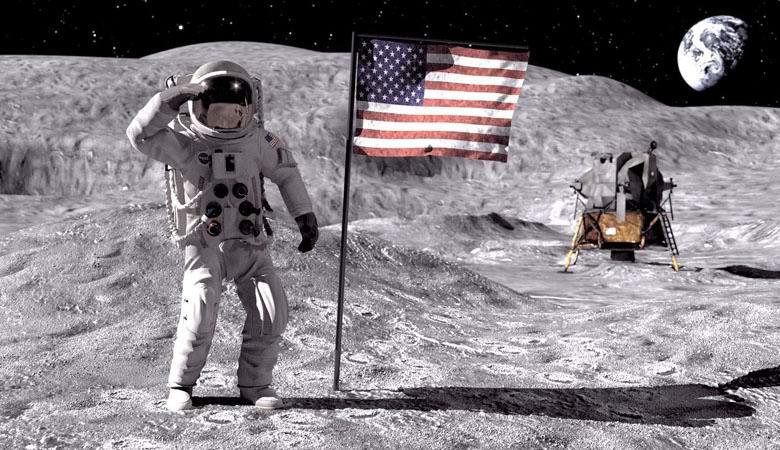 Дональд Трамп распорядился отправить астронавтов на Луну к 2024 году