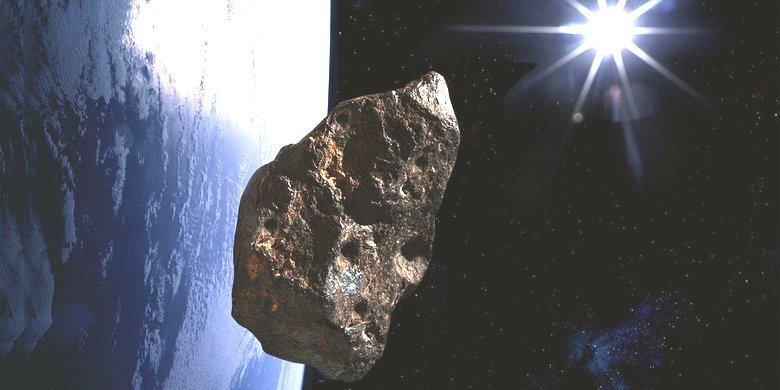 Астероид Бенну «не пускает» на свою поверхность американский зонд OSIRIS-Rex