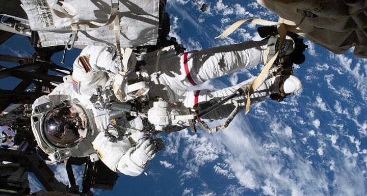 Длительное нахождение в космосе приводит к расширению костей черепа