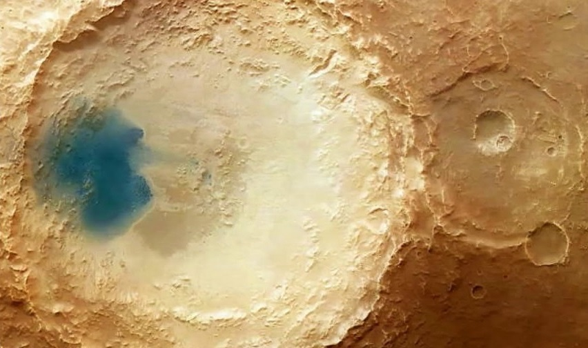Как исчезла вода на Марсе, рассказали ученые