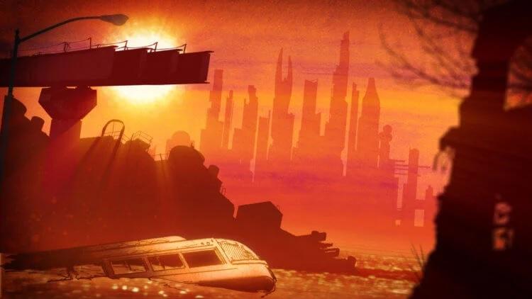 Ученые считают, человечество ждет жаркое и тревожное будущее