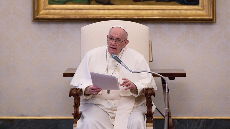 Папа Римский заявил, что человечество ждет Всемирный потоп