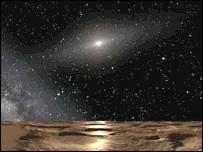 Десятая планета Солнечной системы вращается аномально медленно