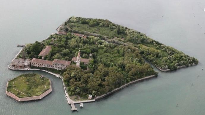 Чумной остров Венеции – место истинного зла