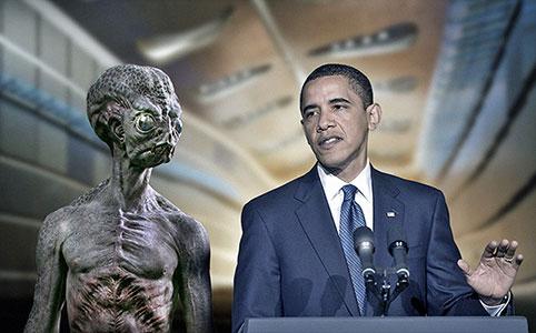 Сотрудничает ли правительство США с пришельцами?