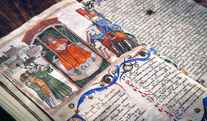 Тайны библиотеки Ватикана