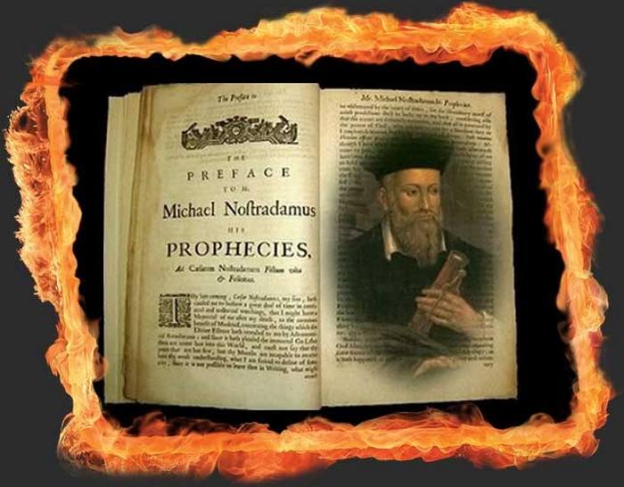 Пророчества Нострадамуса становятся понятны только «после»