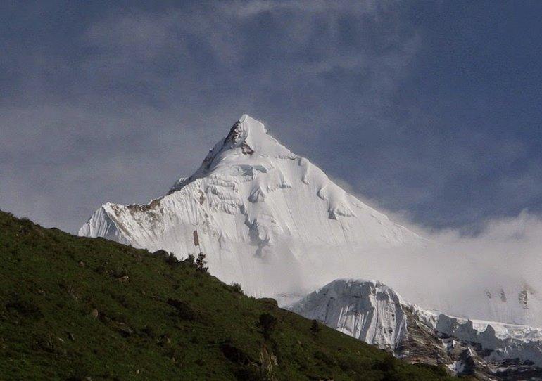 Аномалии неприступной горы Канкар-Пунсум