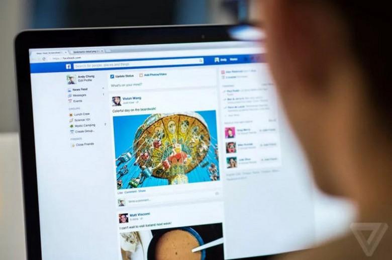 Пользователи Facebook рискуют заболеть раком