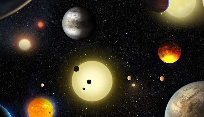 Джордано Бруно могли сжечь на костре за то, что он верил в экзопланеты (5 фото + видео)