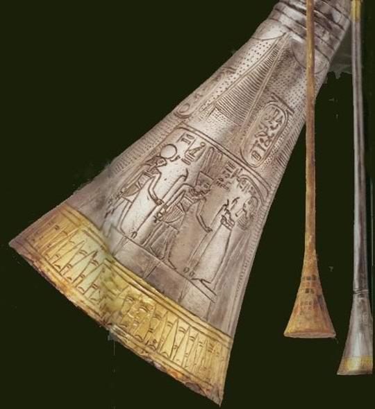 Древние артефакты «Трубы Тутанхамона», вызывающие войны и отключающие свет