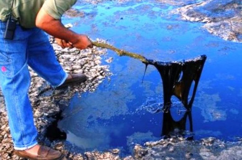 Тайна алжирского Чернильного озера