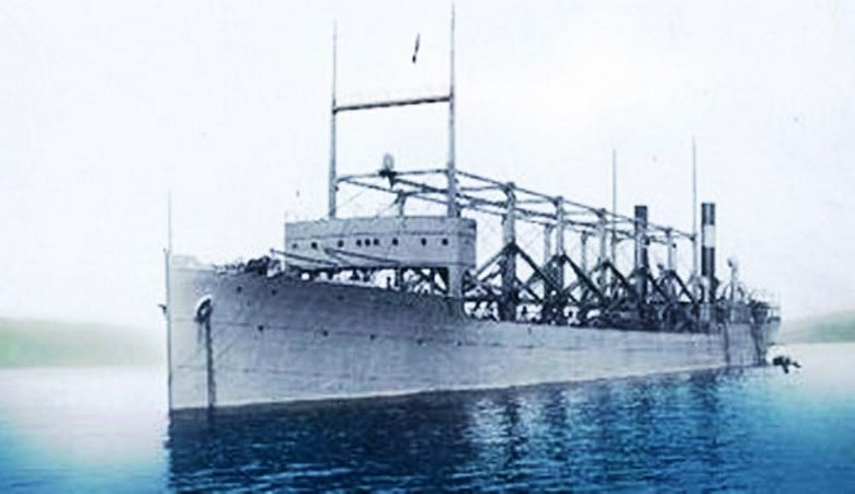 Таинственное исчезновение людей и кораблей