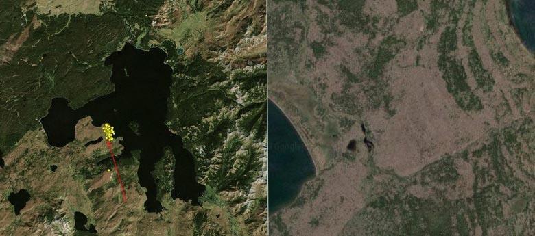 Йеллоустоун: в кальдере вулкана происходит что-то странное