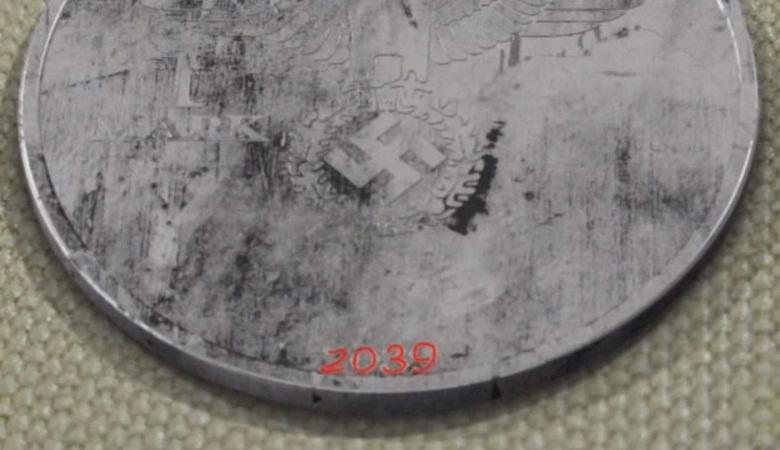 «Нацистскую монету из будущего» откопали в Мексике