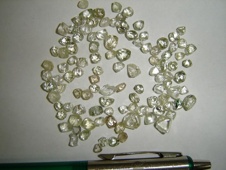 Бриллианты сегодня производят в микроволновке