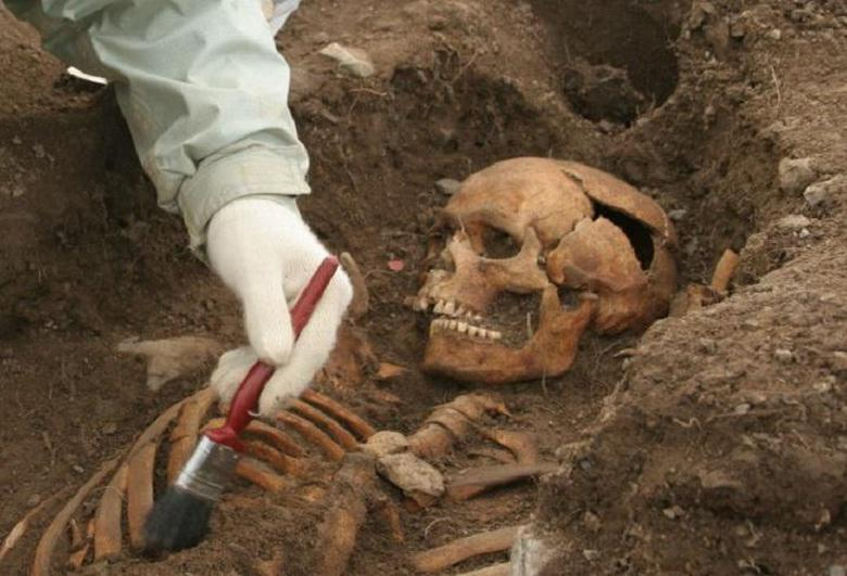 Археологи нашли в Перу человеческие останки с дополнительными конечностями