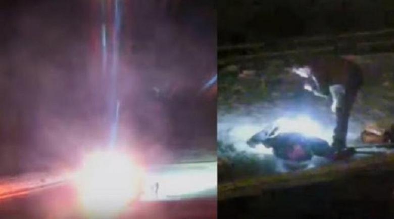 Web-камеры Йеллоустонского парка транслируют загадочные события