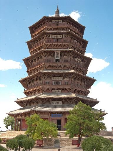Найденный в китайском храме